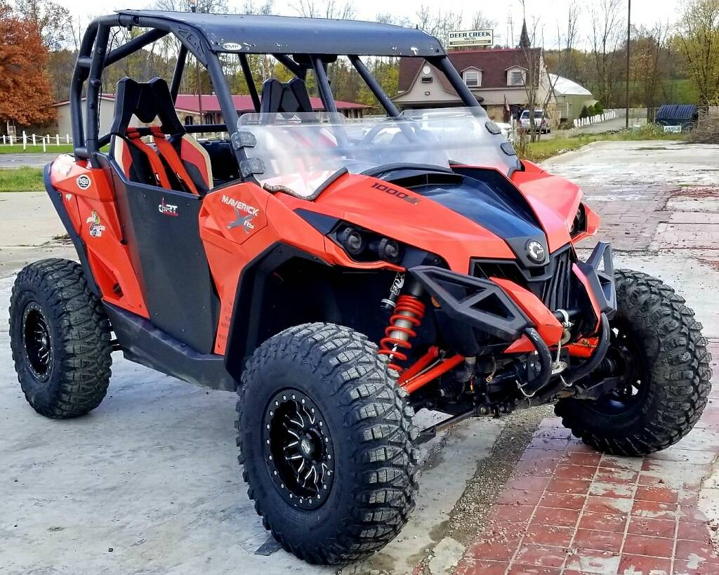 2015 Can-Am Maverick™ X® rs DPS™ 1000R in Cambridge, Ohio - Photo 1