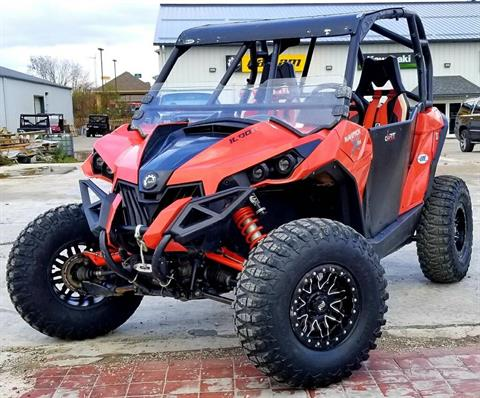 2015 Can-Am Maverick™ X® rs DPS™ 1000R in Cambridge, Ohio - Photo 4