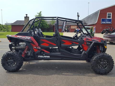 2018 Polaris RZR XP 4 Turbo EPS Fox Edition in Cambridge, Ohio