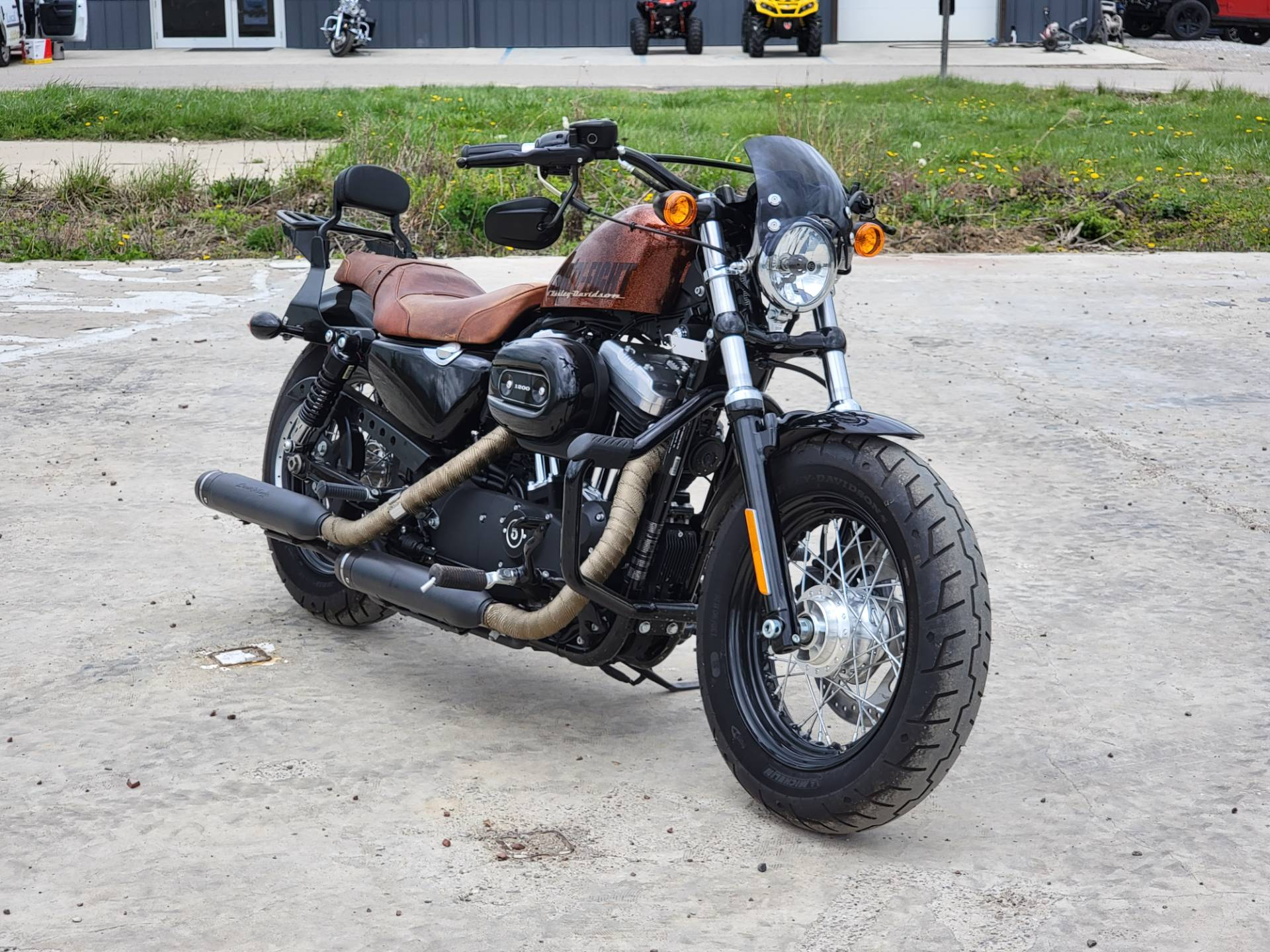 2014 Harley-Davidson Sportster® Forty-Eight® in Cambridge, Ohio - Photo 2