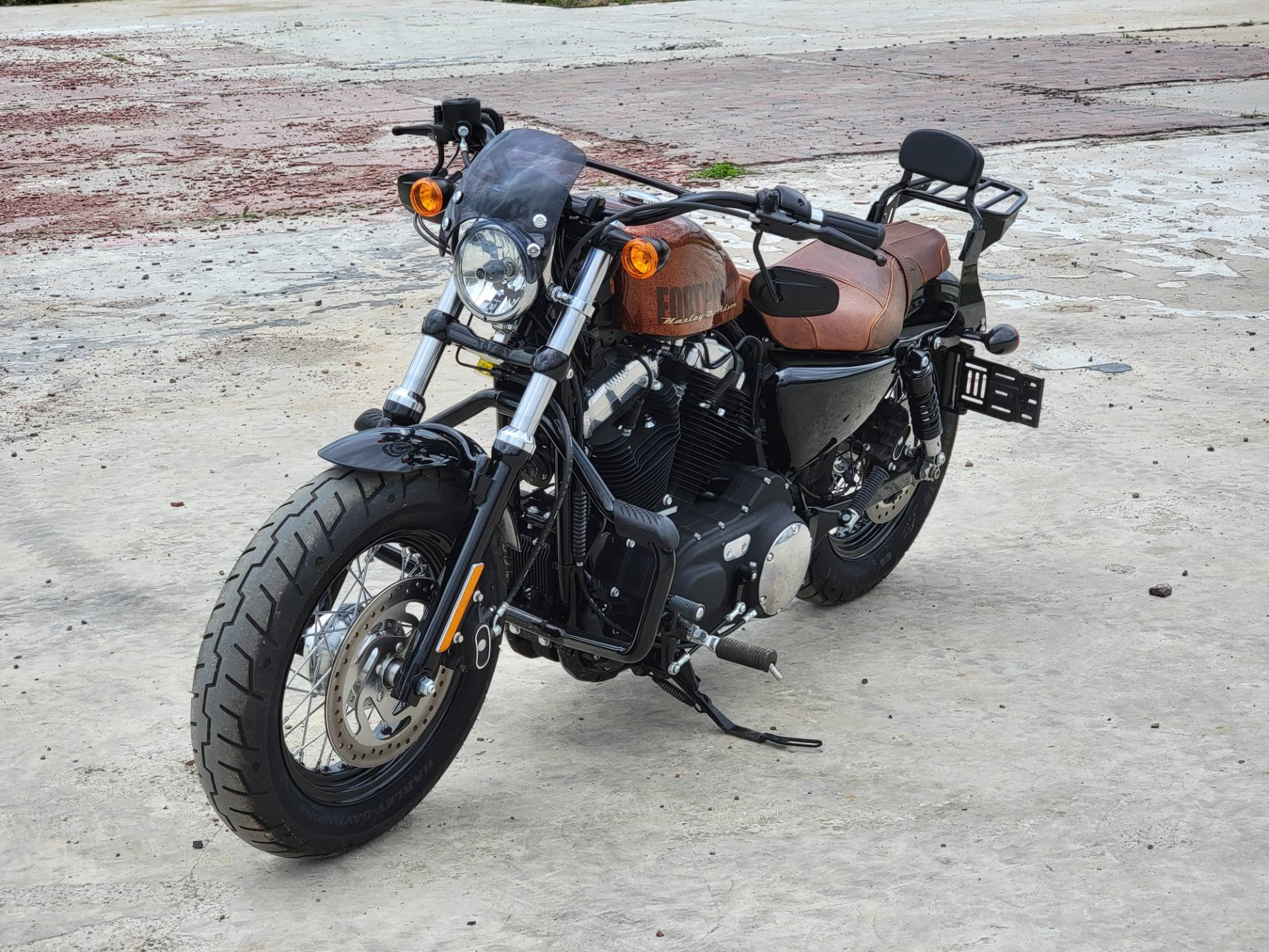 2014 Harley-Davidson Sportster® Forty-Eight® in Cambridge, Ohio - Photo 4