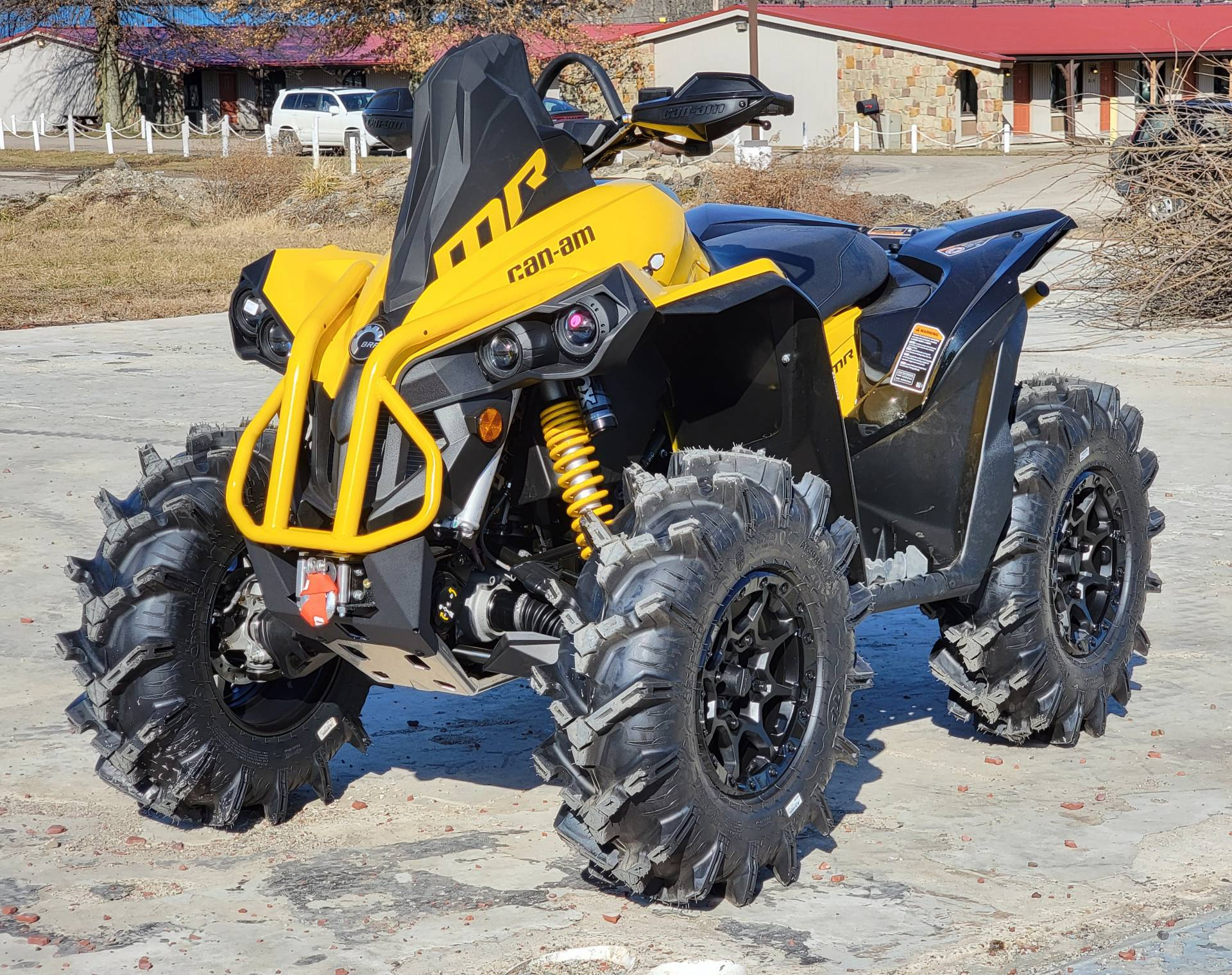 2021 Can-Am Renegade X MR 1000R with Visco-4Lok in Cambridge, Ohio - Photo 1