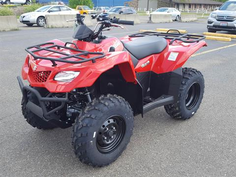 2018 Suzuki KingQuad 400ASi in Cambridge, Ohio
