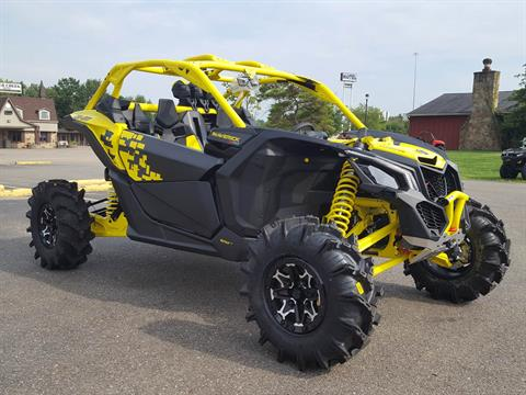 2019 Can-Am Maverick X3 X MR Turbo R in Cambridge, Ohio - Photo 4