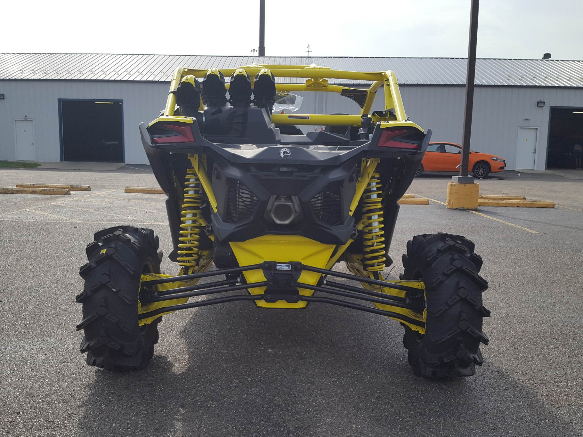 2019 Can-Am Maverick X3 X MR Turbo R in Cambridge, Ohio