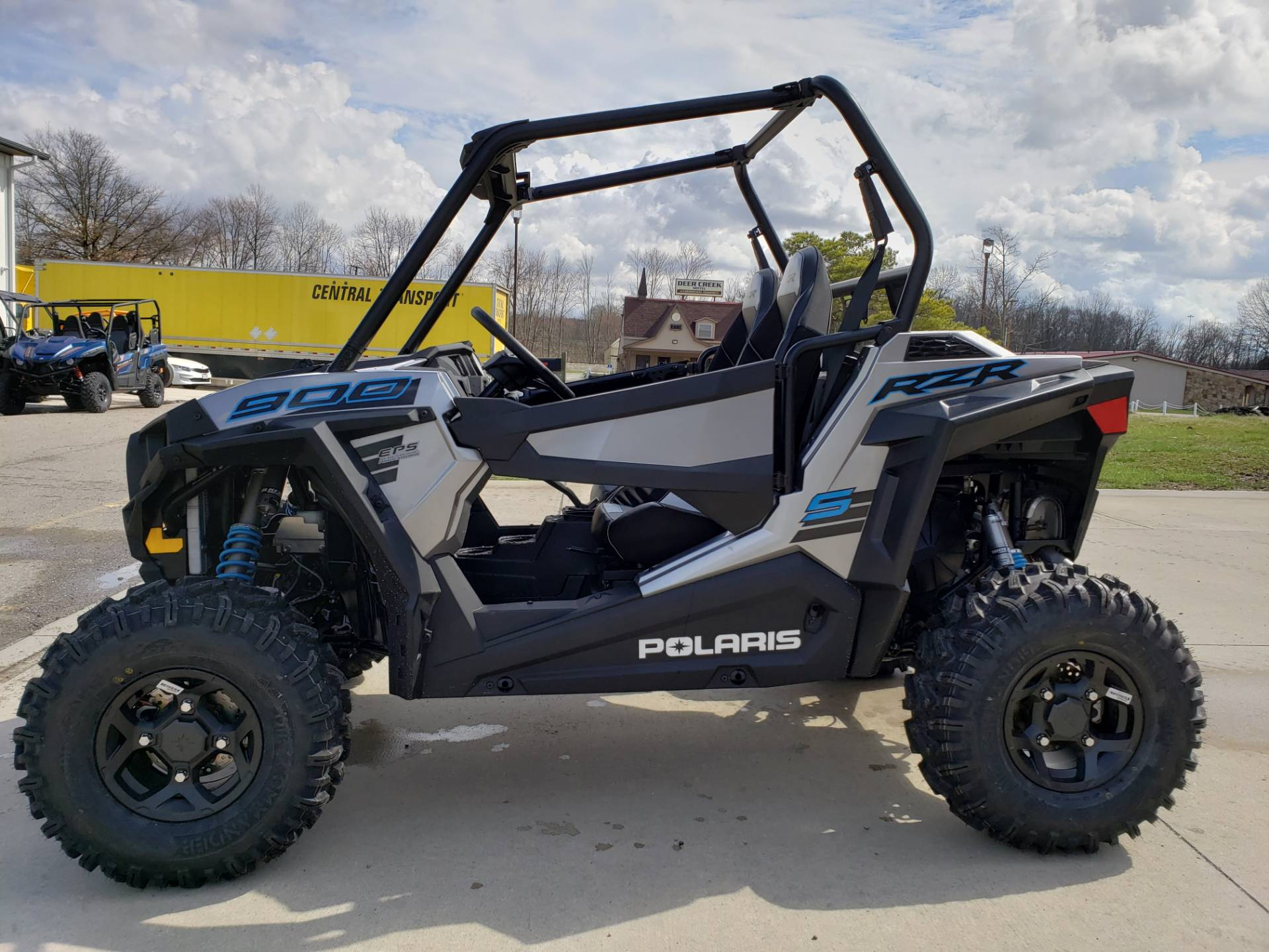 2020 Polaris RZR S 900 Premium in Cambridge, Ohio - Photo 6
