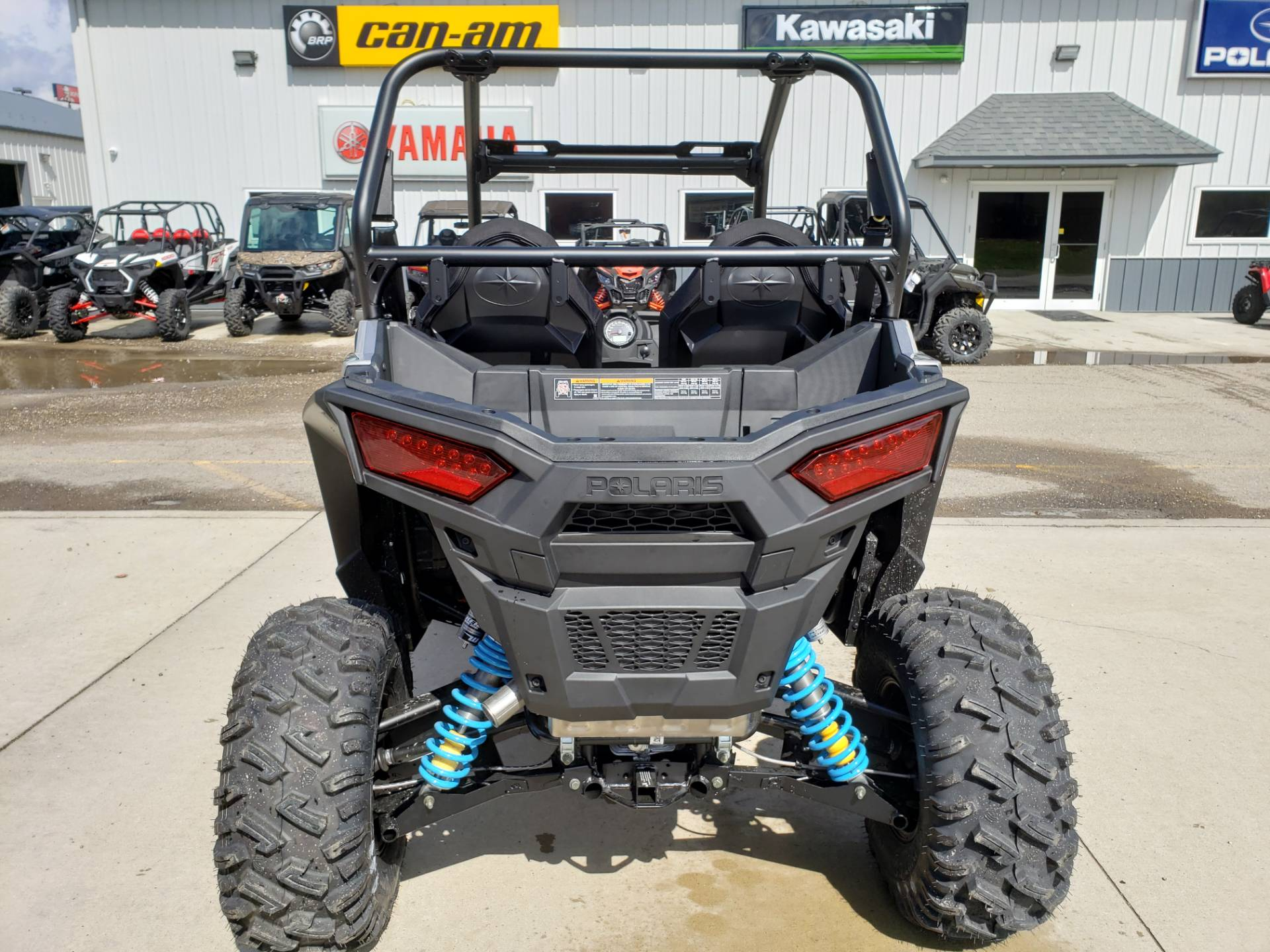 2020 Polaris RZR S 900 Premium in Cambridge, Ohio - Photo 7