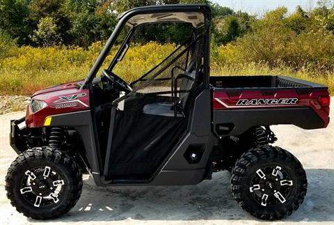 2021 Polaris Ranger XP 1000 Premium + Ride Command Package in Cambridge, Ohio - Photo 4