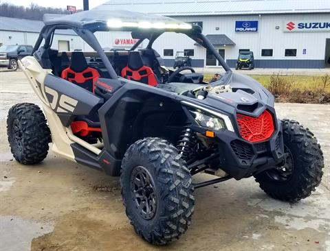 2021 Can-Am Maverick X3 X RS Turbo RR in Cambridge, Ohio - Photo 2
