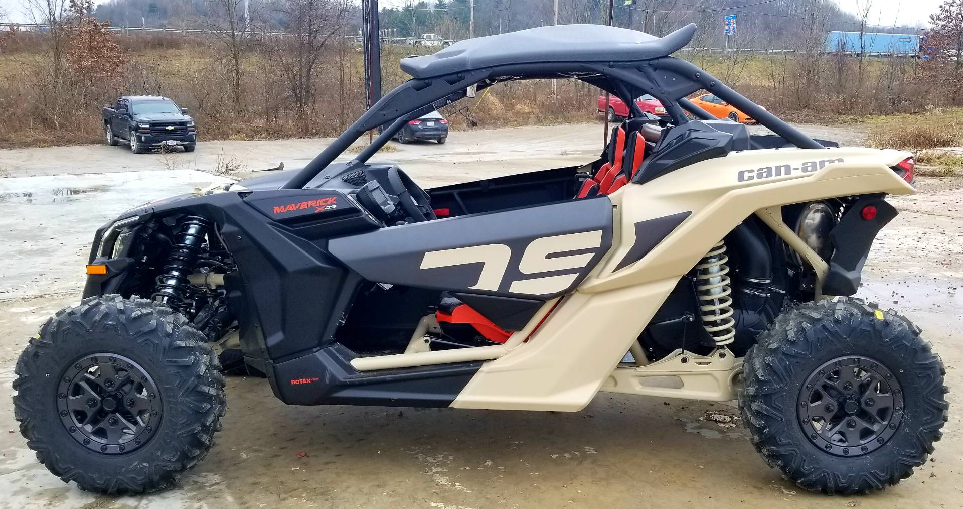 2021 Can-Am Maverick X3 X RS Turbo RR in Cambridge, Ohio - Photo 6