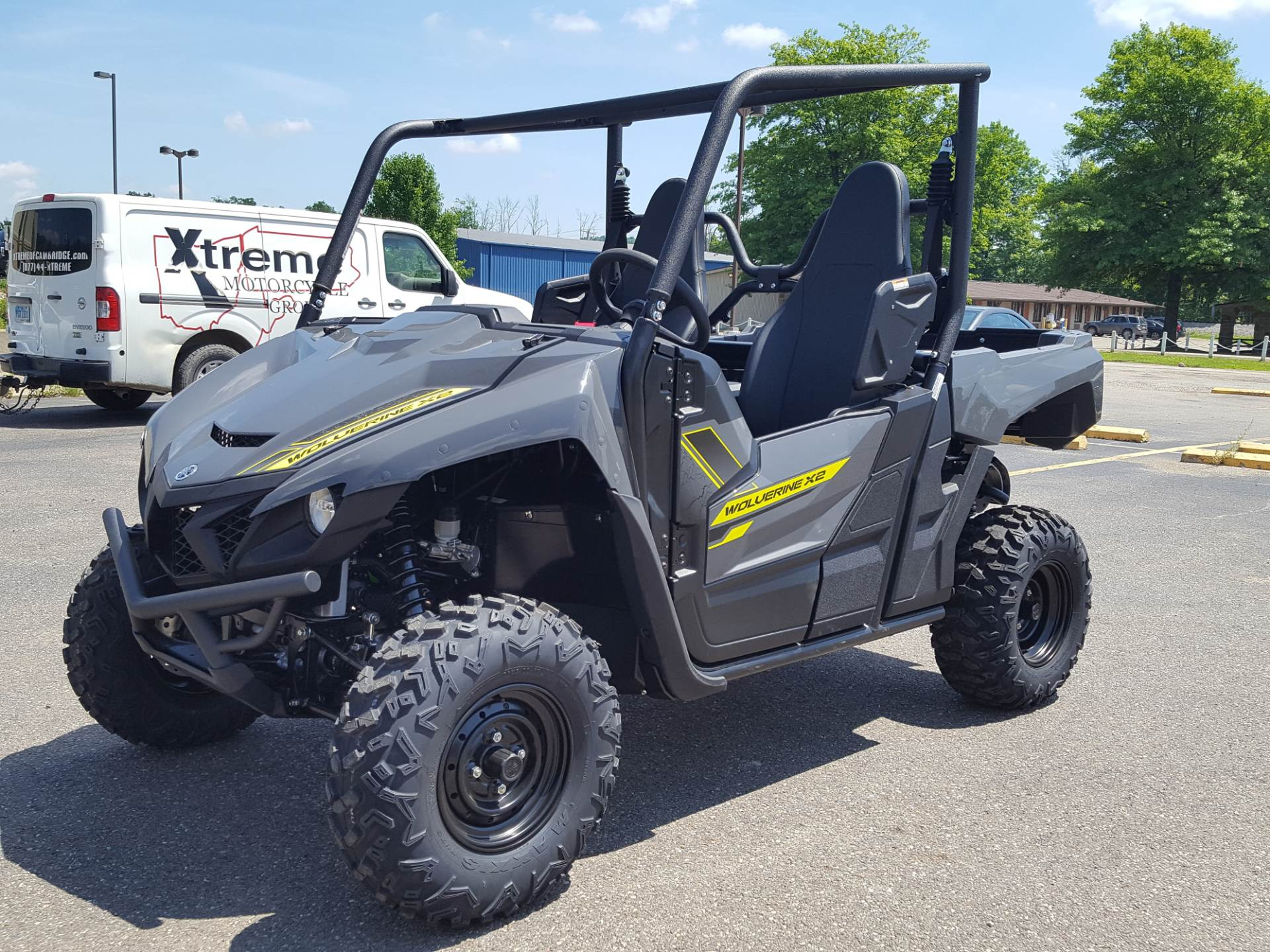 2019 Yamaha Wolverine X2 in Cambridge, Ohio - Photo 1