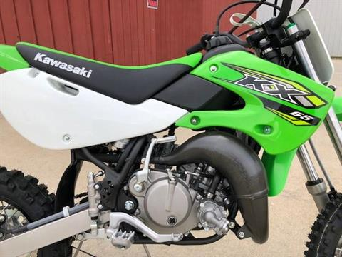 2018 Kawasaki KX 65 in Cambridge, Ohio