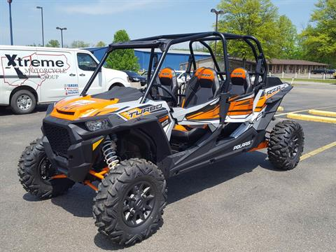 2018 Polaris RZR XP 4 Turbo EPS in Cambridge, Ohio