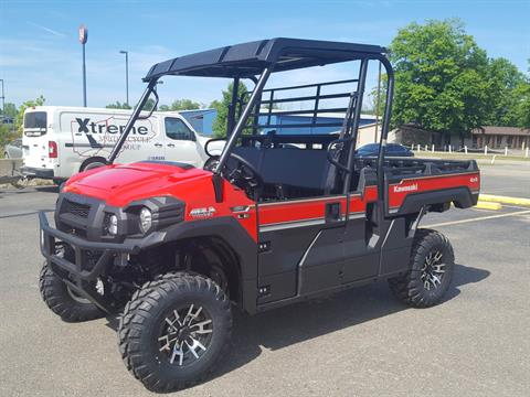 2019 Kawasaki Mule PRO-FX EPS LE in Cambridge, Ohio - Photo 2