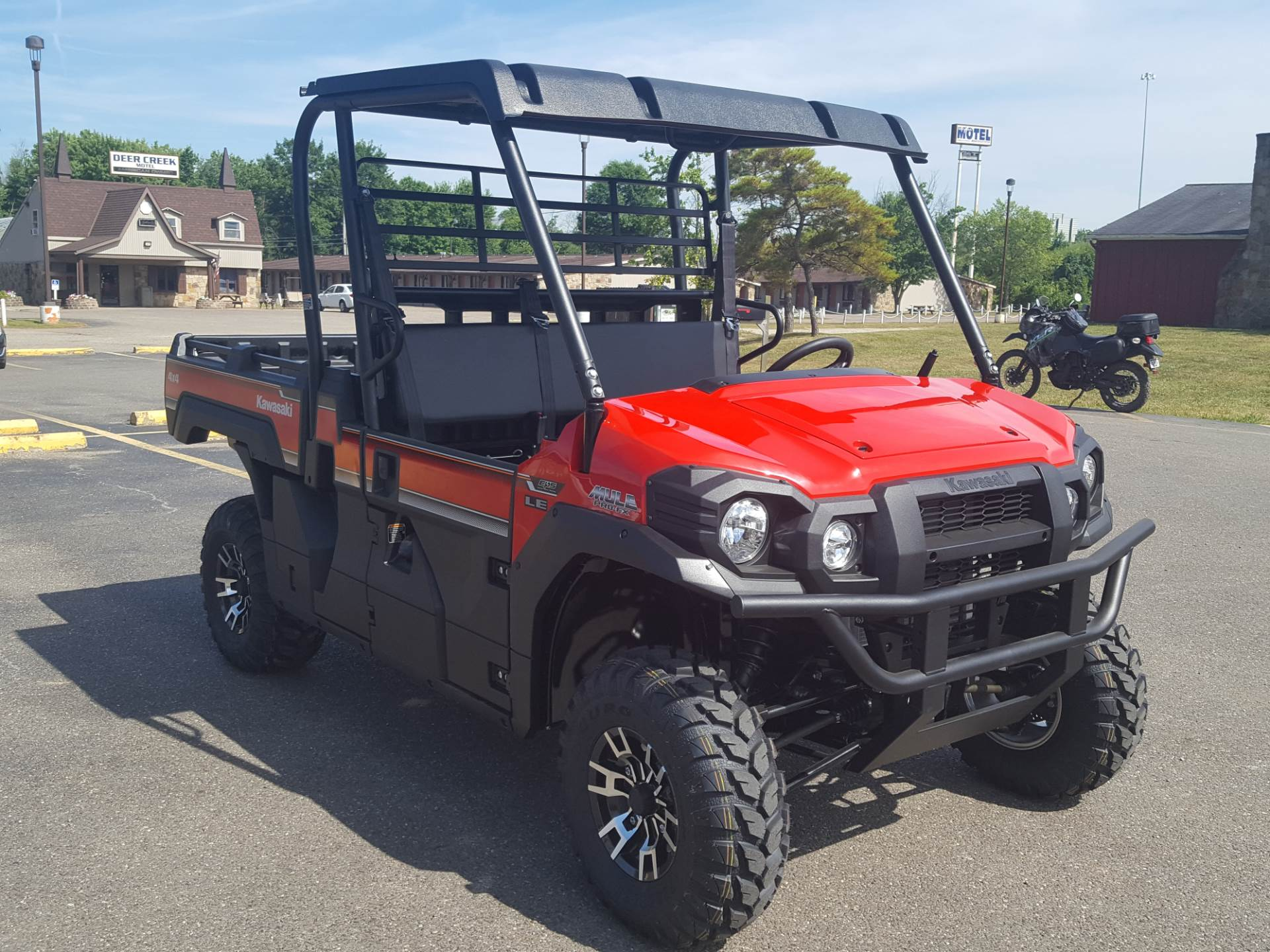 2019 Kawasaki Mule PRO-FX EPS LE in Cambridge, Ohio - Photo 4