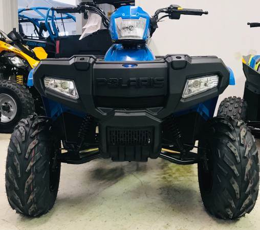 2020 Polaris Sportsman 110 EFI in Cambridge, Ohio - Photo 2