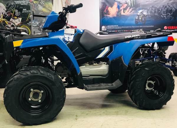 2020 Polaris Sportsman 110 EFI in Cambridge, Ohio - Photo 3