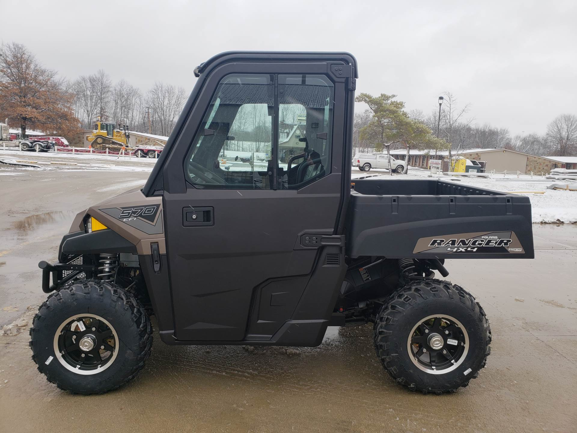 2019 Polaris Ranger 570 EPS in Cambridge, Ohio - Photo 1