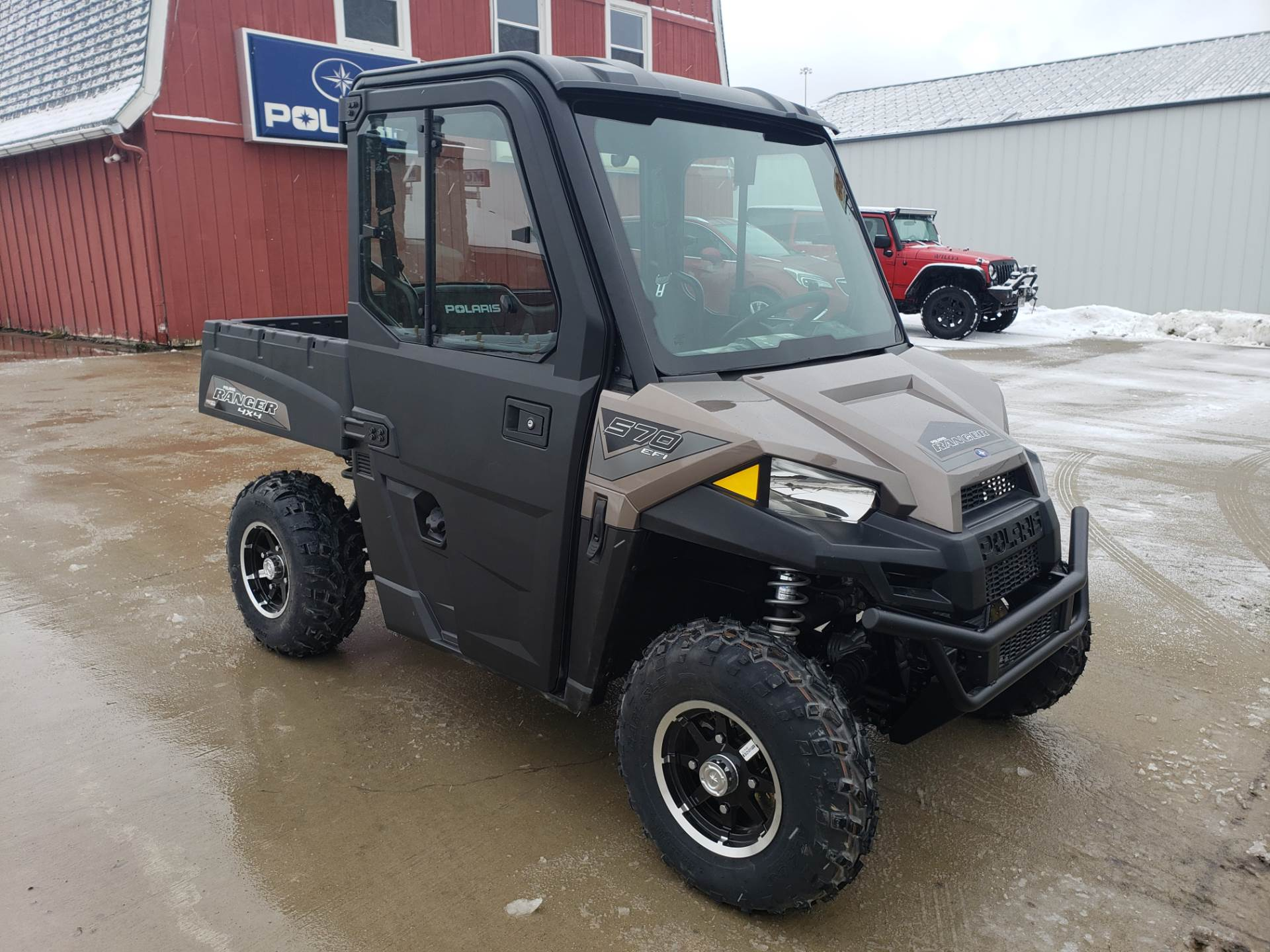 2019 Polaris Ranger 570 EPS in Cambridge, Ohio - Photo 4