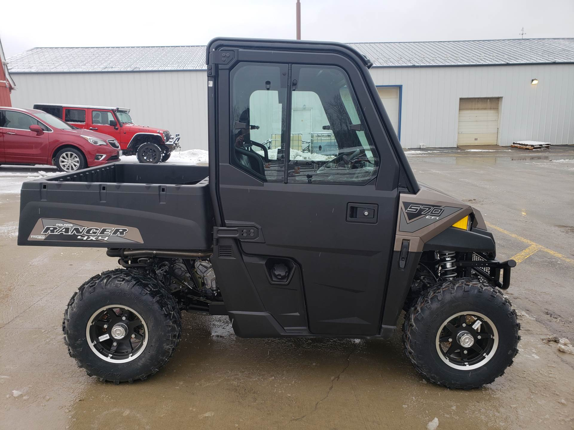 2019 Polaris Ranger 570 EPS in Cambridge, Ohio - Photo 5