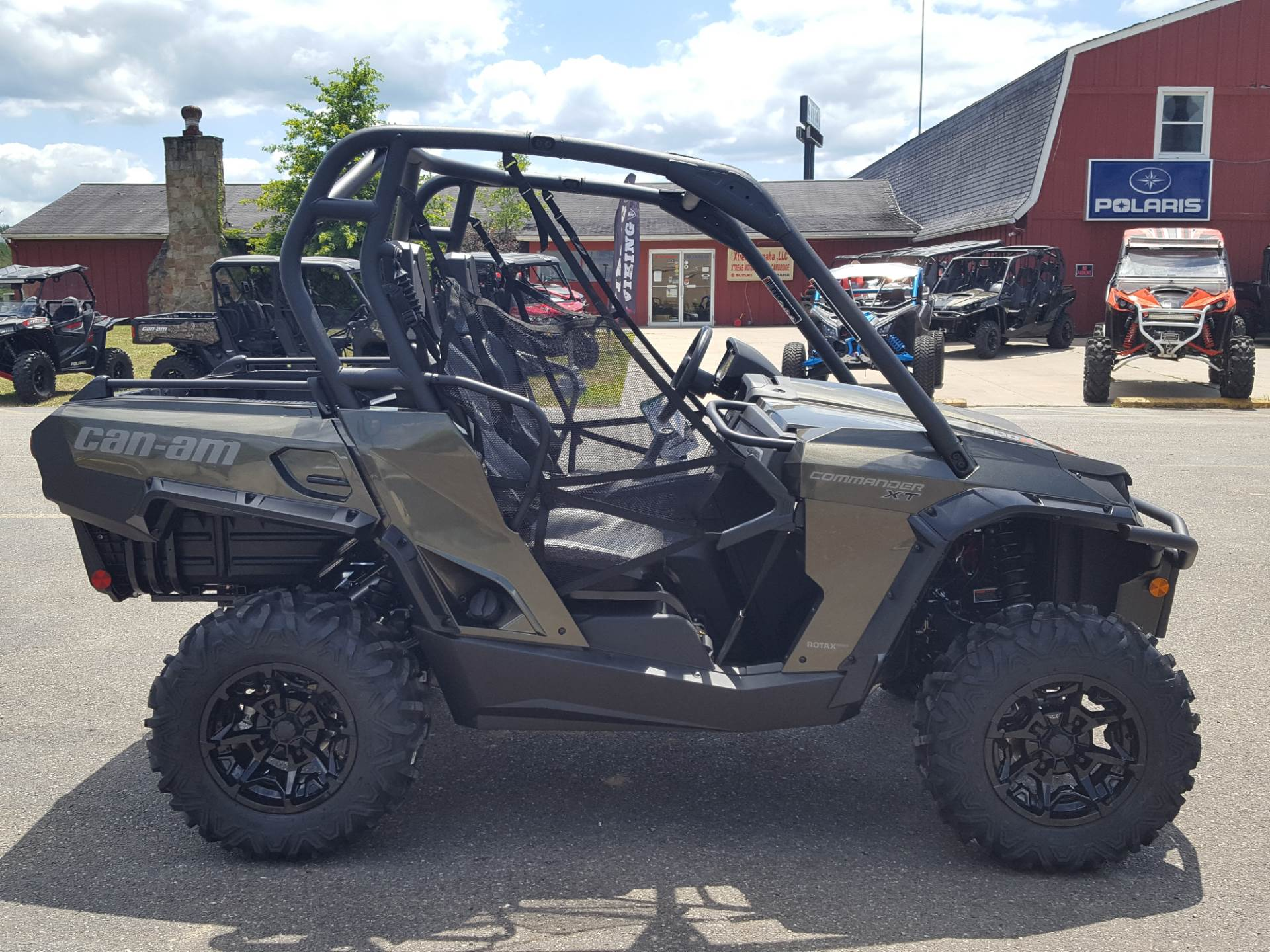2019 Can-Am Commander XT 800R in Cambridge, Ohio - Photo 4