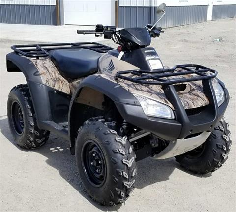 2012 Honda FourTrax® Rincon® in Cambridge, Ohio - Photo 1