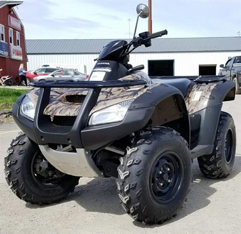 2012 Honda FourTrax® Rincon® in Cambridge, Ohio - Photo 2