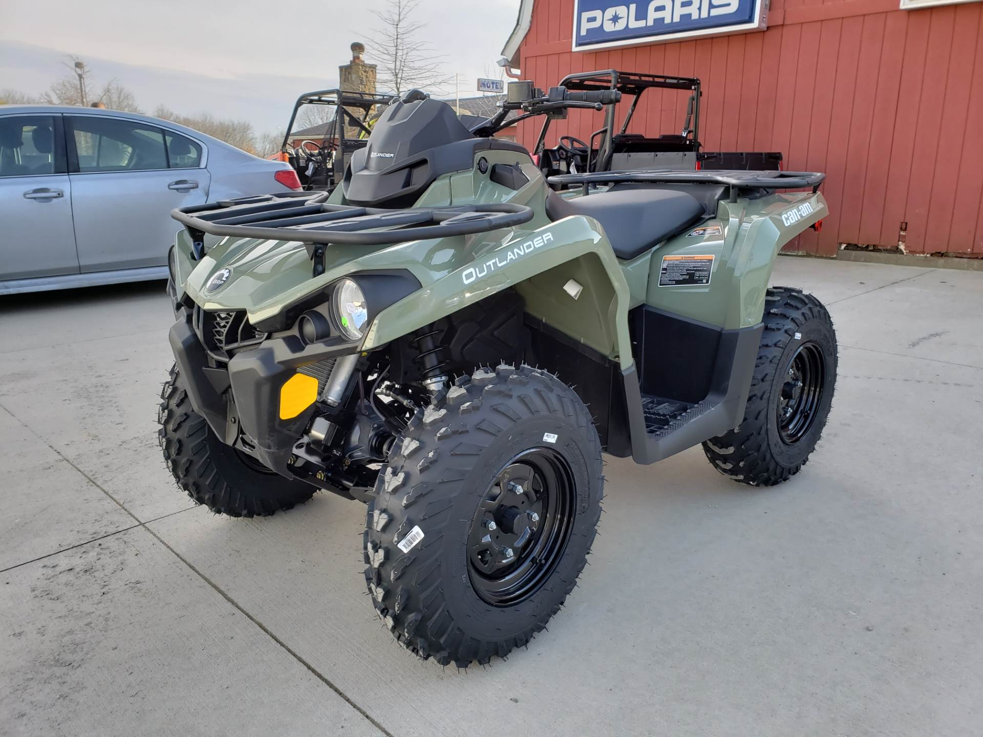 2019 Can-Am Outlander 450 in Cambridge, Ohio