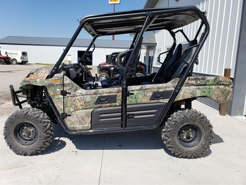 2017 Kawasaki Teryx4 Camo in Cambridge, Ohio - Photo 1