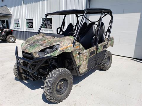 2017 Kawasaki Teryx4 Camo in Cambridge, Ohio - Photo 2