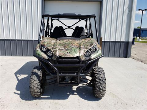 2017 Kawasaki Teryx4 Camo in Cambridge, Ohio - Photo 3