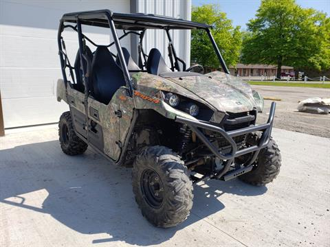2017 Kawasaki Teryx4 Camo in Cambridge, Ohio - Photo 4