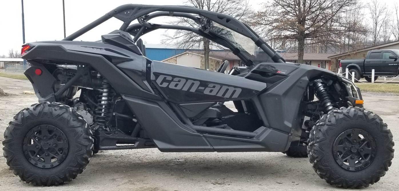 2018 Can-Am™ Maverick X3 X ds Turbo R 2