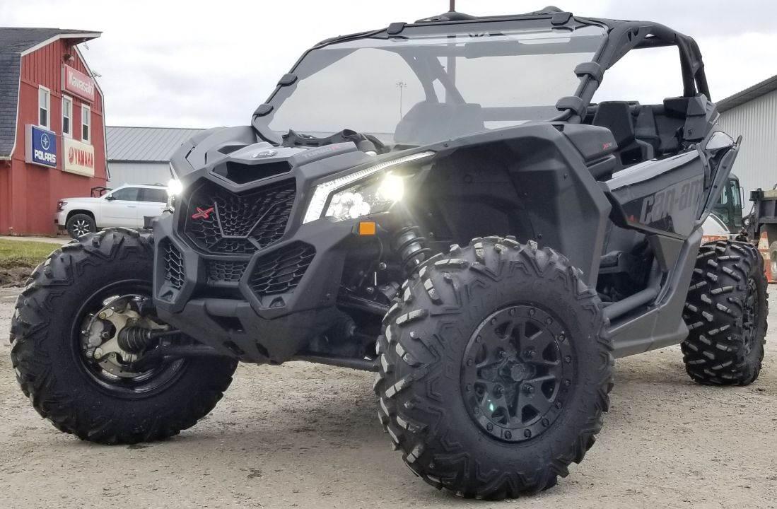 2018 Can-Am™ Maverick X3 X ds Turbo R 6