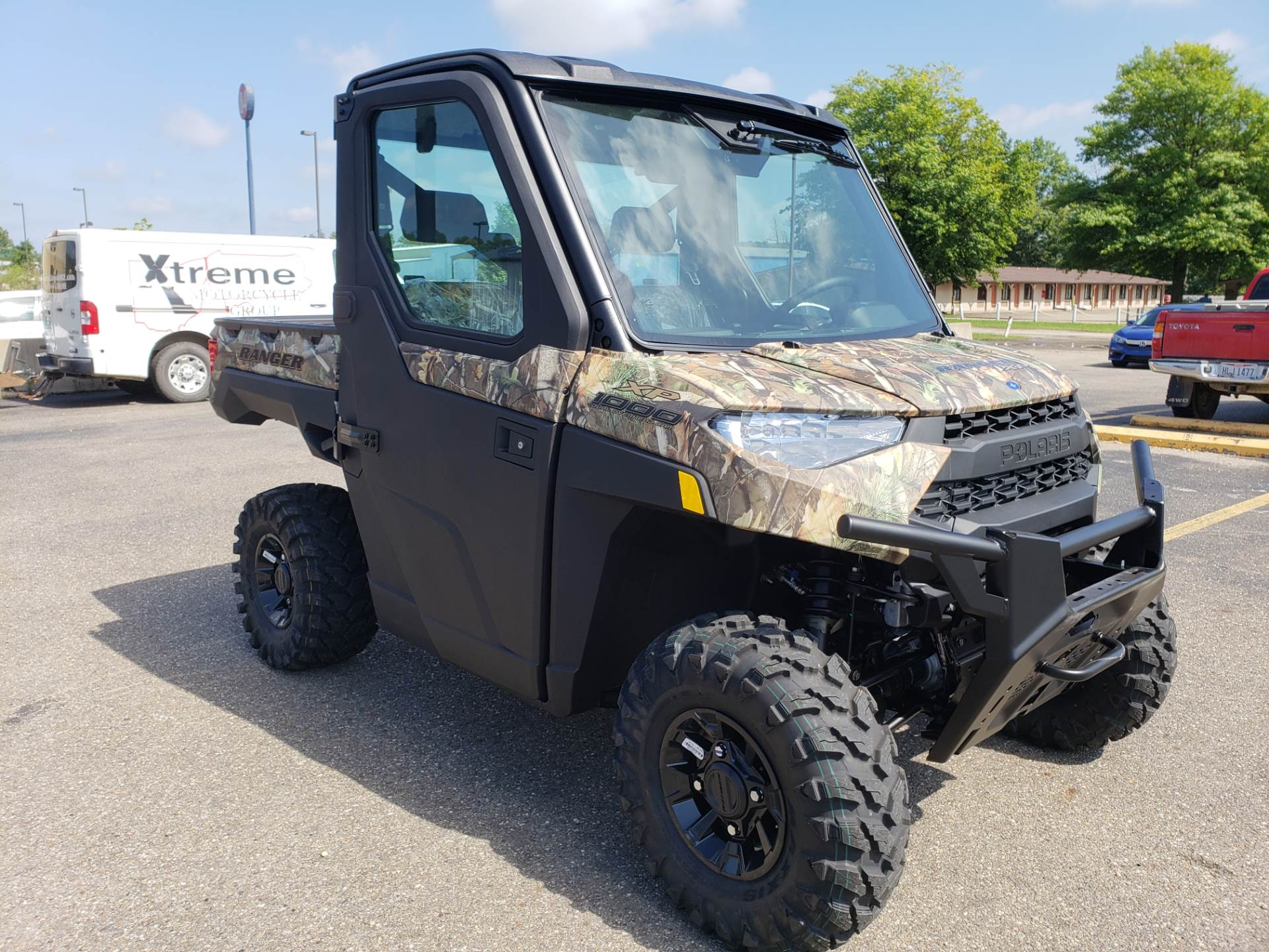 2019 Polaris Ranger XP 1000 EPS Northstar Edition in Cambridge, Ohio - Photo 4