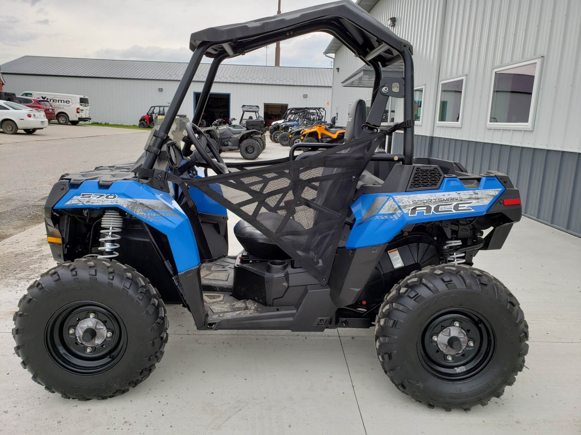 2015 Polaris ACE™ 570 in Cambridge, Ohio - Photo 1
