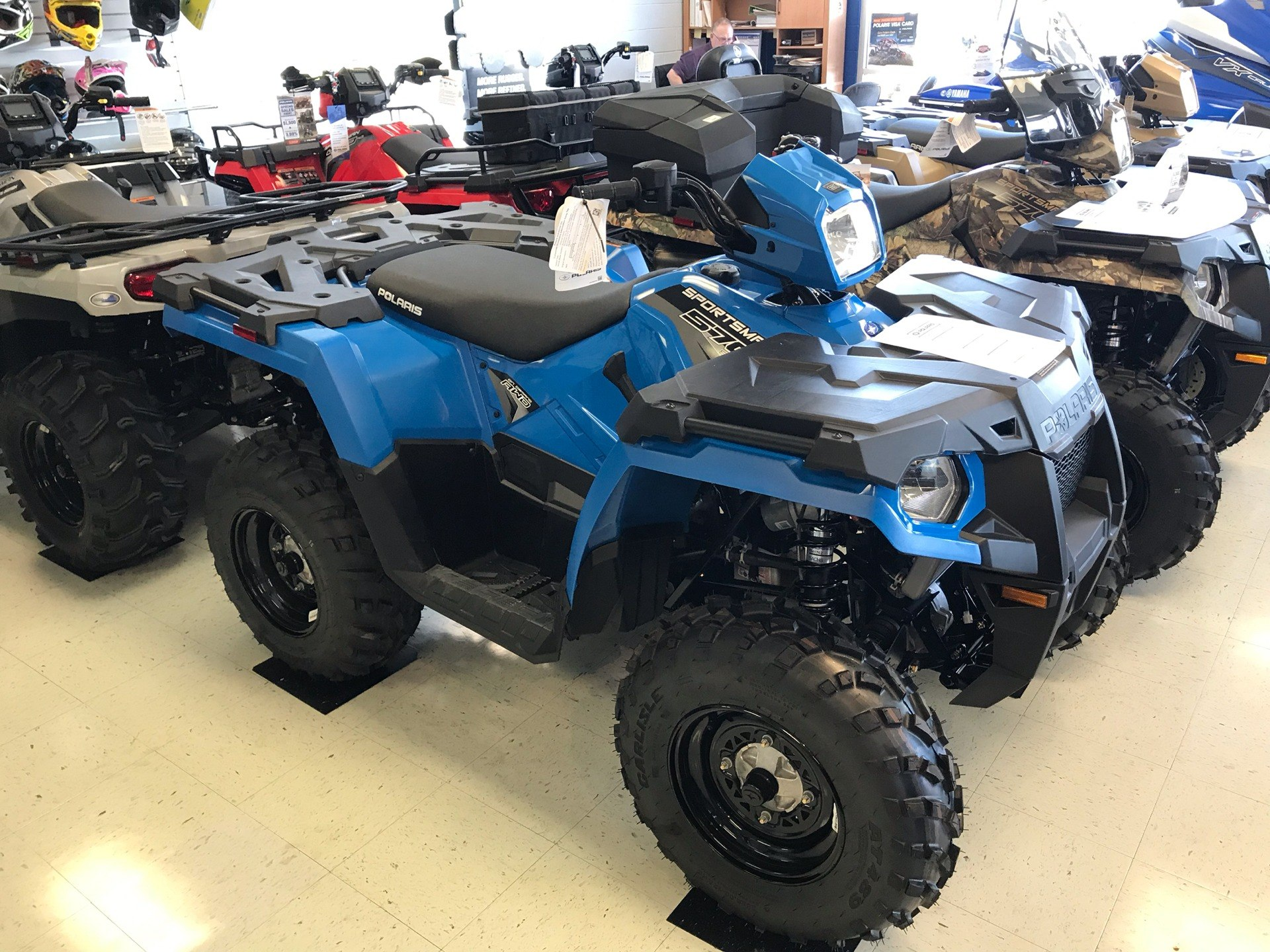 2019 Polaris Sportsman 570 EPS in Forest, Virginia - Photo 1