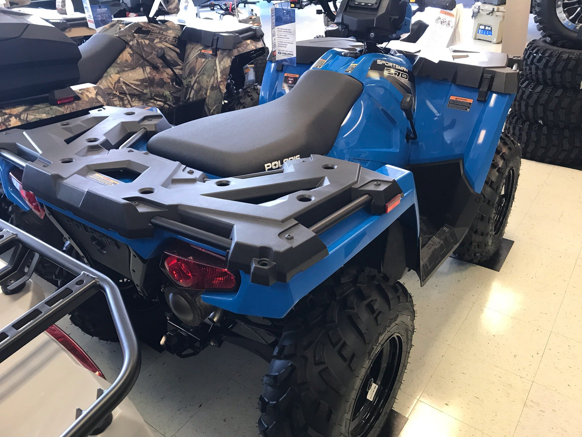 2019 Polaris Sportsman 570 EPS in Forest, Virginia - Photo 4