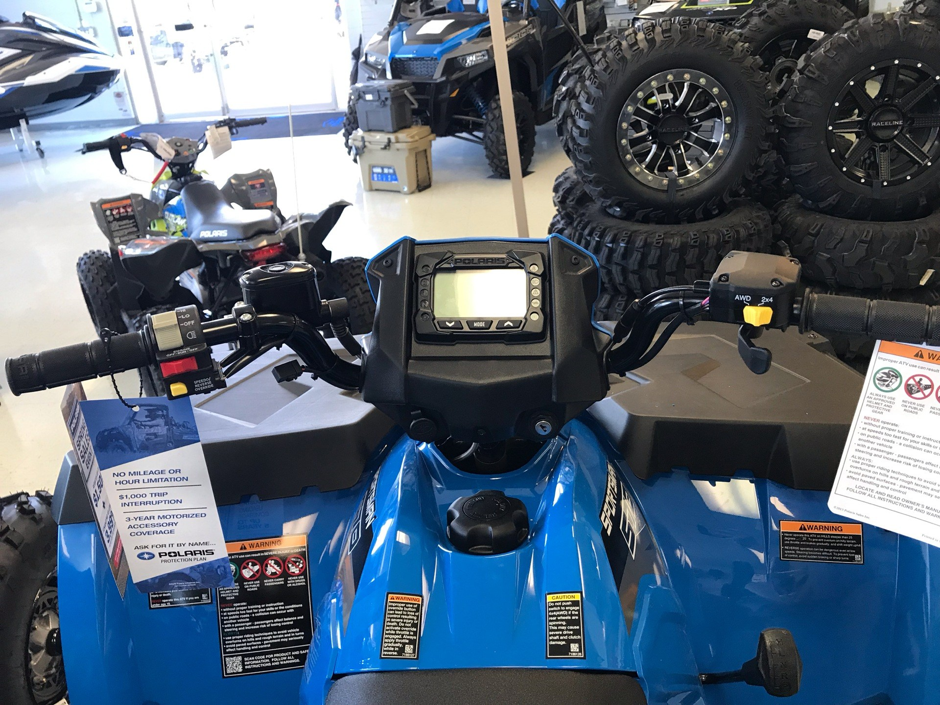 2019 Polaris Sportsman 570 EPS in Forest, Virginia - Photo 5