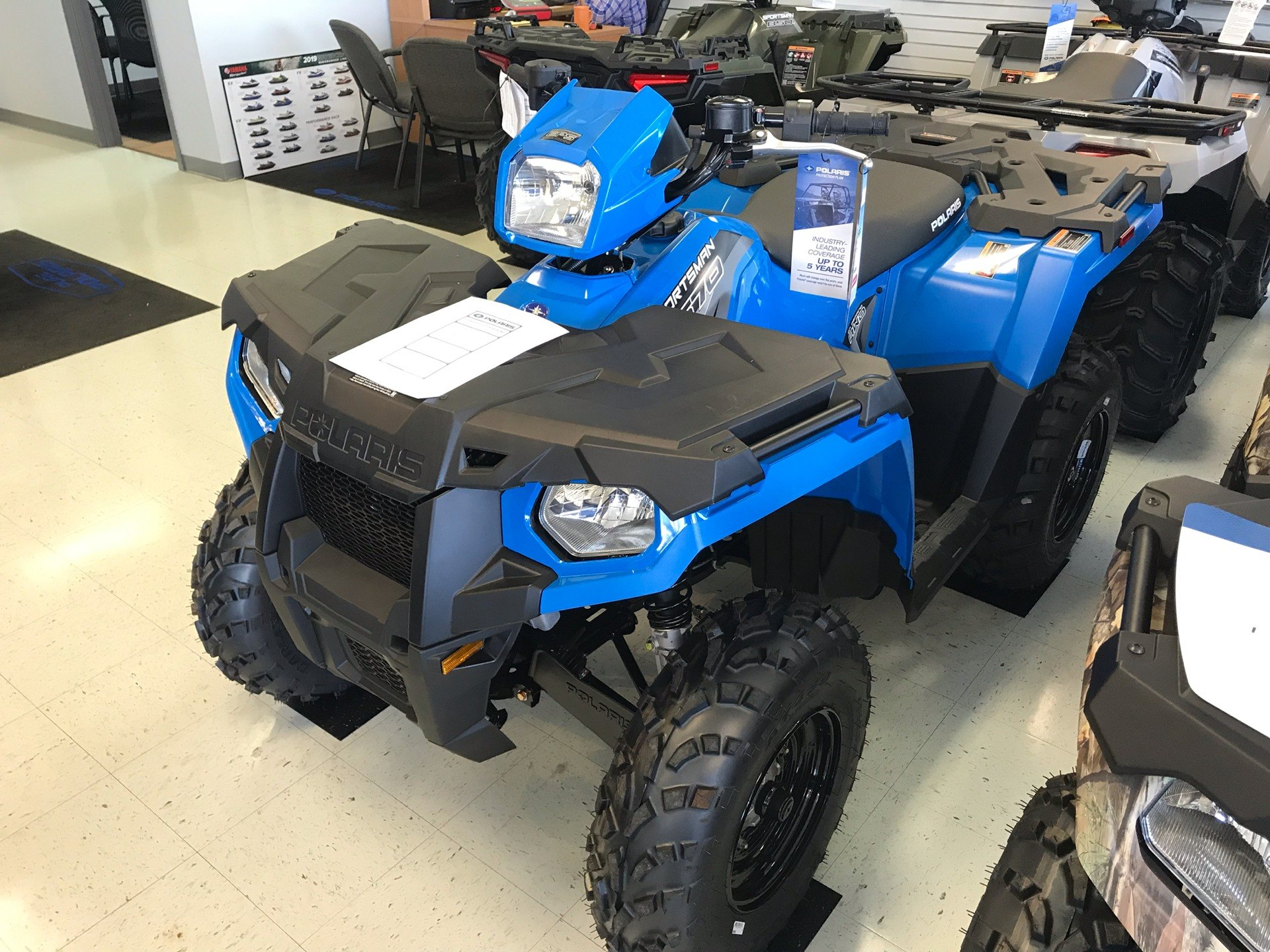 2019 Polaris Sportsman 570 EPS in Forest, Virginia - Photo 7