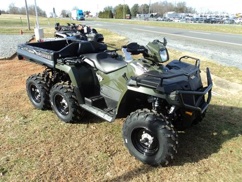 2019 Polaris Sportsman 6x6 570 in Forest, Virginia