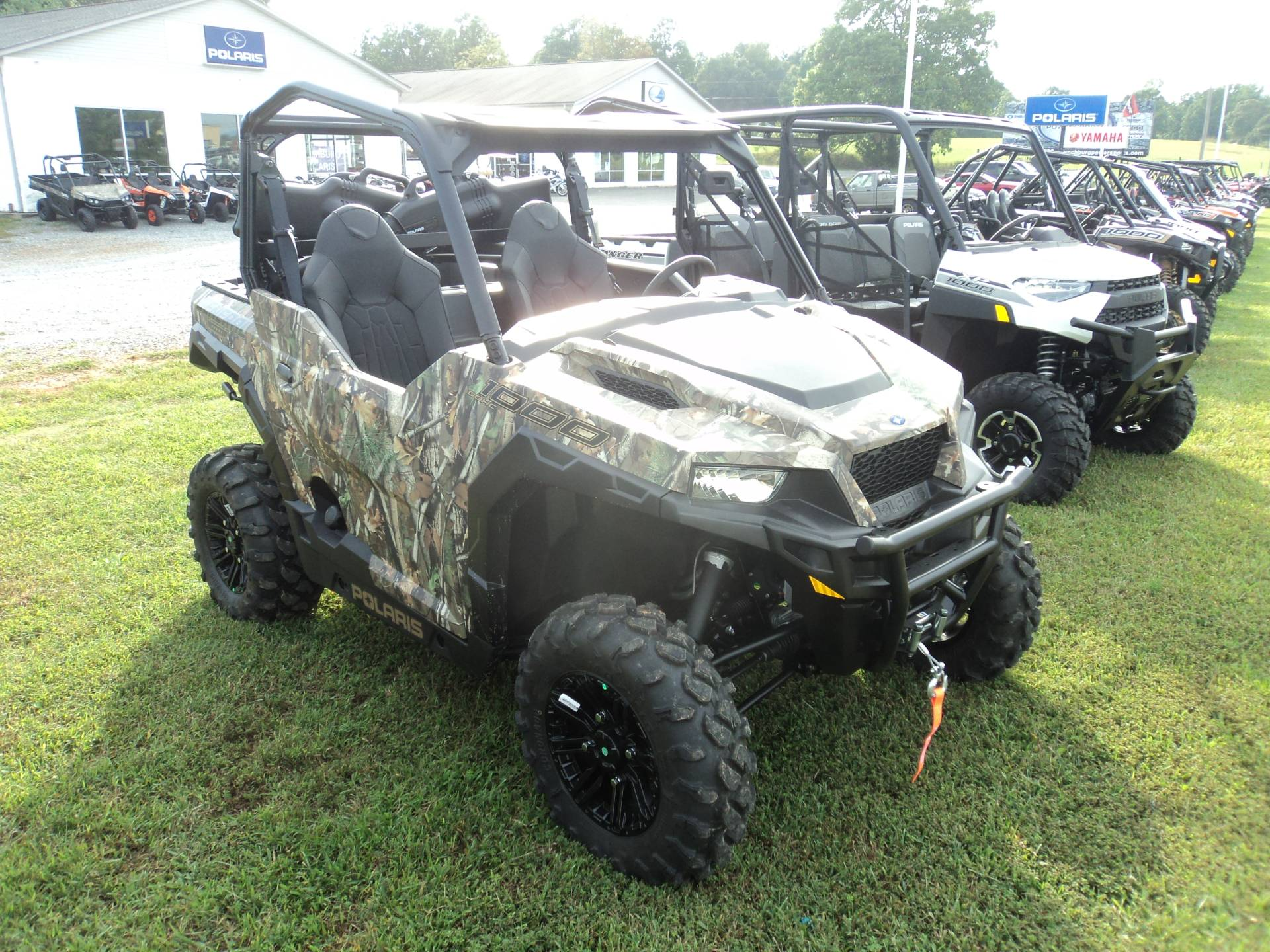 2019 Polaris General 1000 EPS Hunter Edition in Forest, Virginia - Photo 1