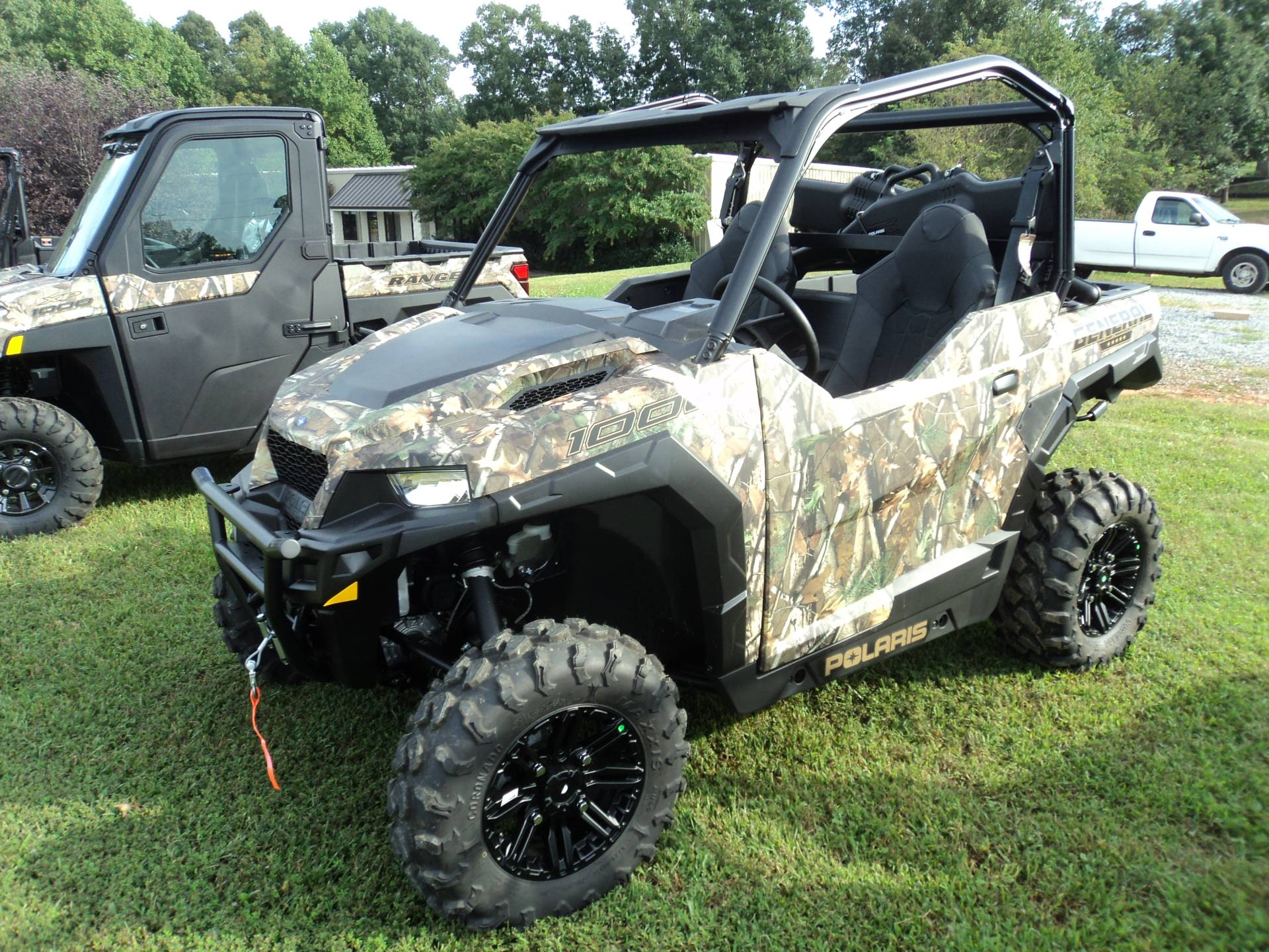 2019 Polaris General 1000 EPS Hunter Edition in Forest, Virginia