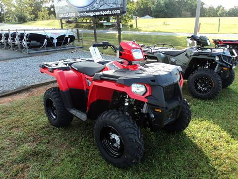 2019 Polaris Sportsman 450 H.O. in Forest, Virginia