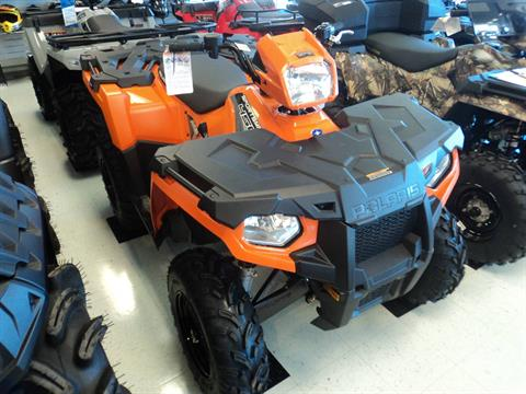 2019 Polaris Sportsman 450 H.O. EPS LE in Forest, Virginia