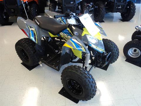2019 Polaris Outlaw 110 in Forest, Virginia - Photo 1