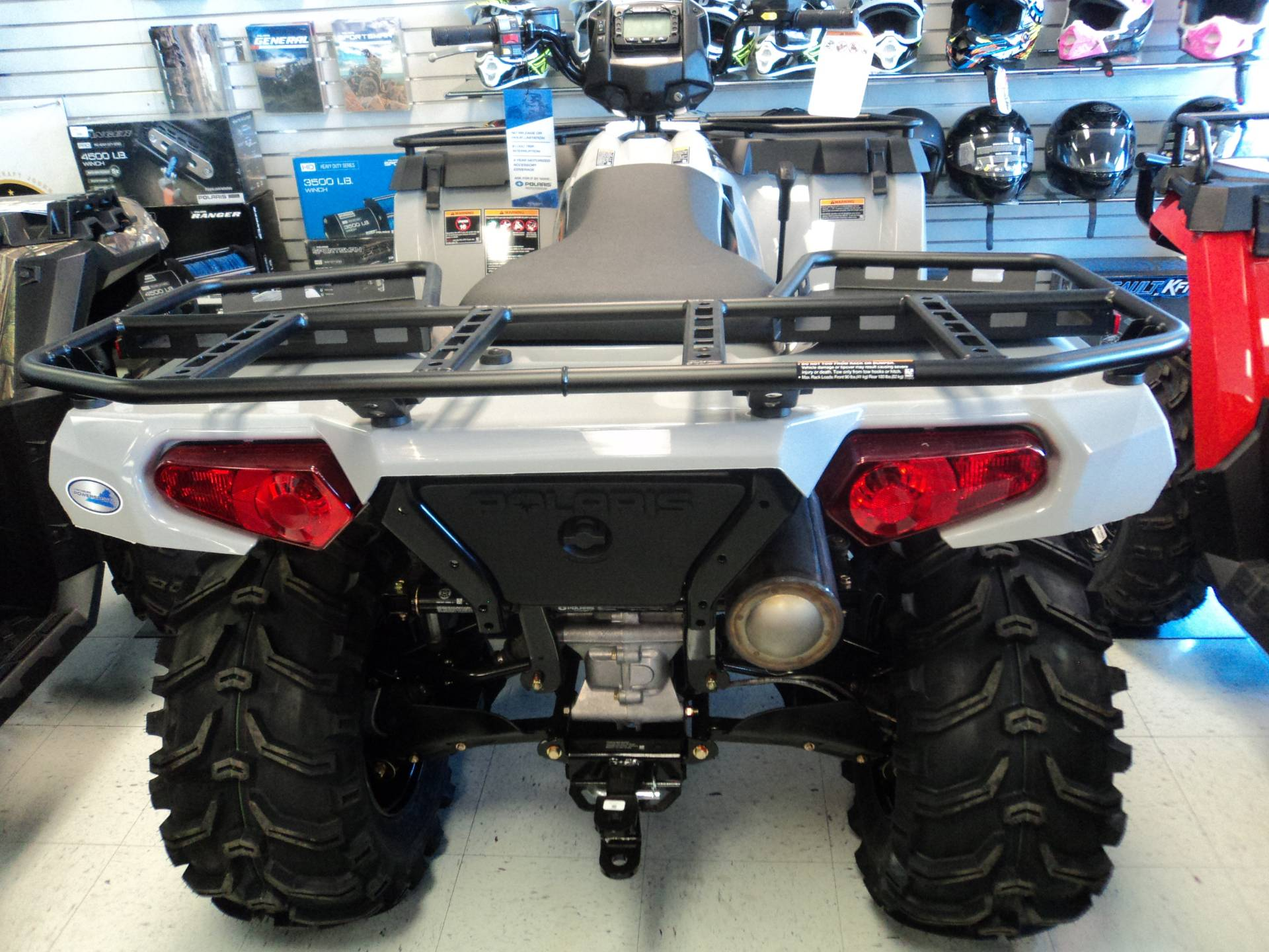 2019 Polaris Sportsman 570 EPS Utility Edition in Forest, Virginia