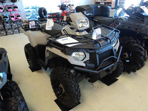 2019 Polaris Sportsman 450 H.O. Utility Edition in Forest, Virginia