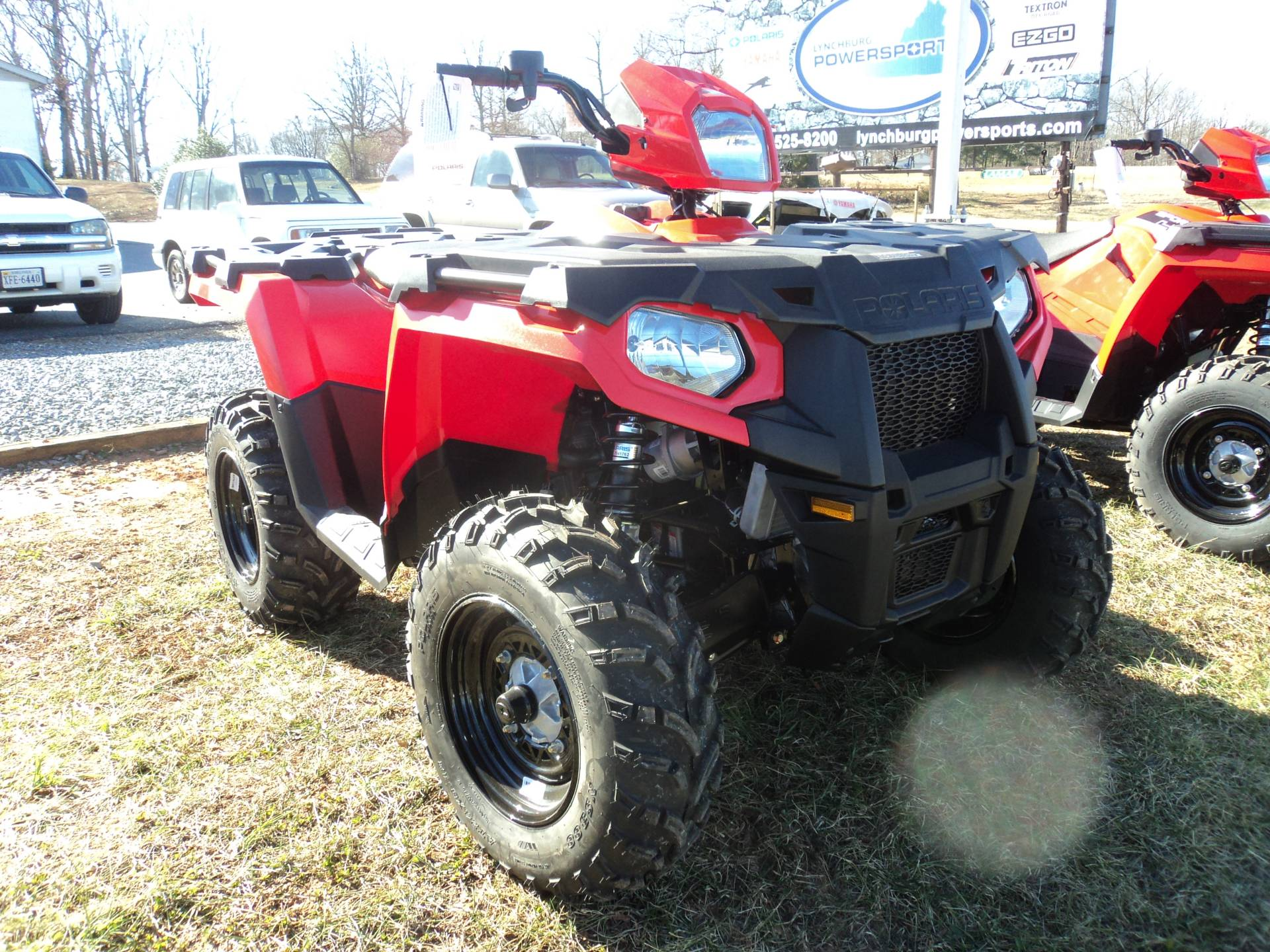 2019 Polaris Sportsman 450 H.O. EPS in Forest, Virginia
