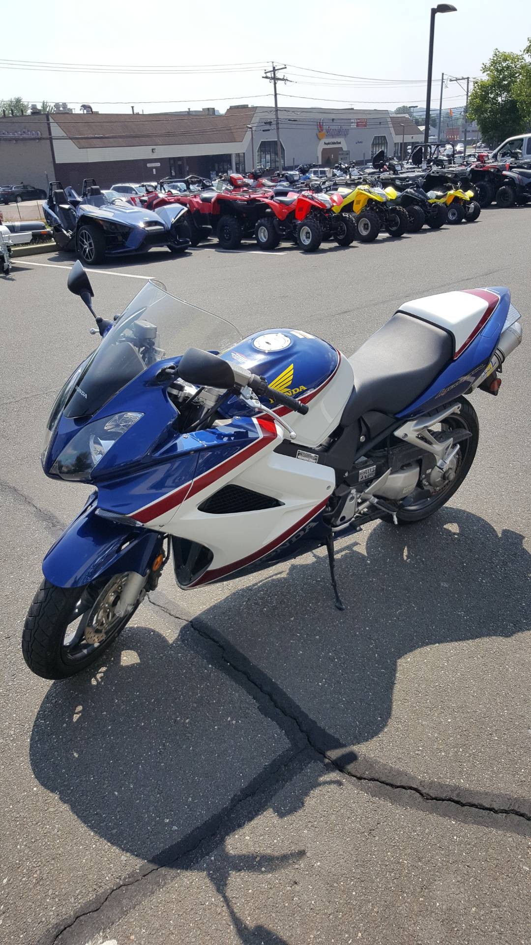 2007 Honda Interceptor® in Danbury, Connecticut
